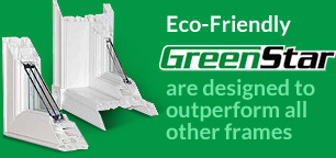 GreenStar Window Manufacturer from EuroSeal